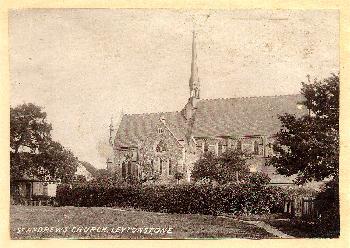 St Andrew's in 1888